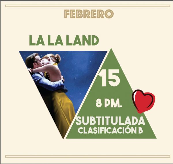 AC Cocodrilo 15feb19 La La Land