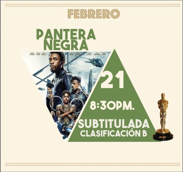 AC Cocodrilo 21feb19 Pantera Negra