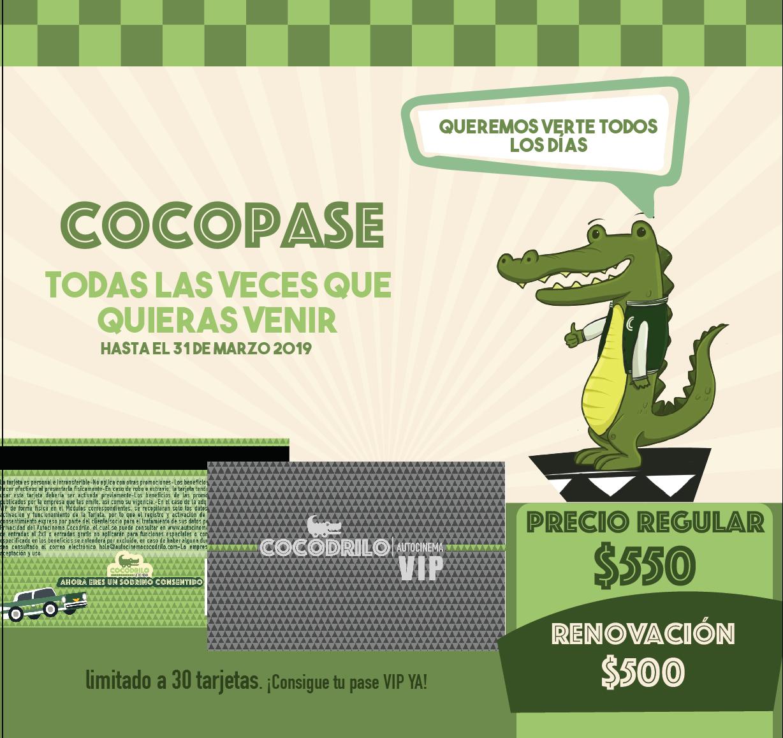 Cocopase 2019